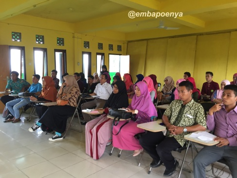 AA Sharing Session by AA Alumni